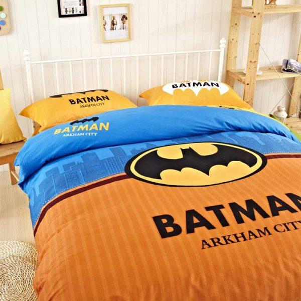Batman Bedding Set Queen King size