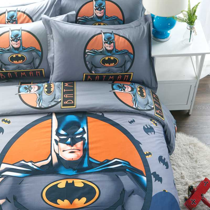 Batman Comforter Set Twin Queen King, Batman Twin Bedding Set