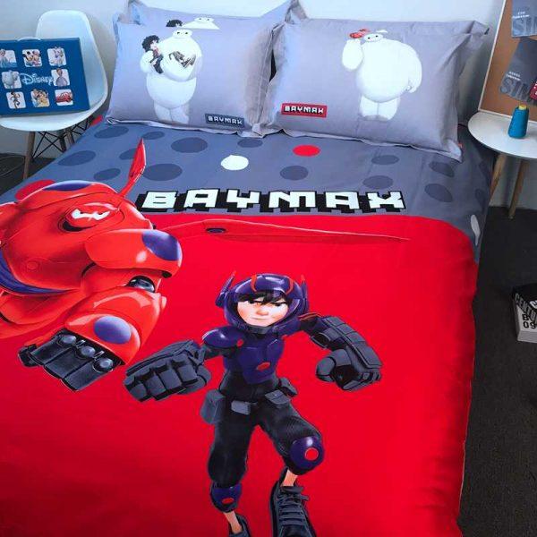 Baymax super Hero Bedding Set