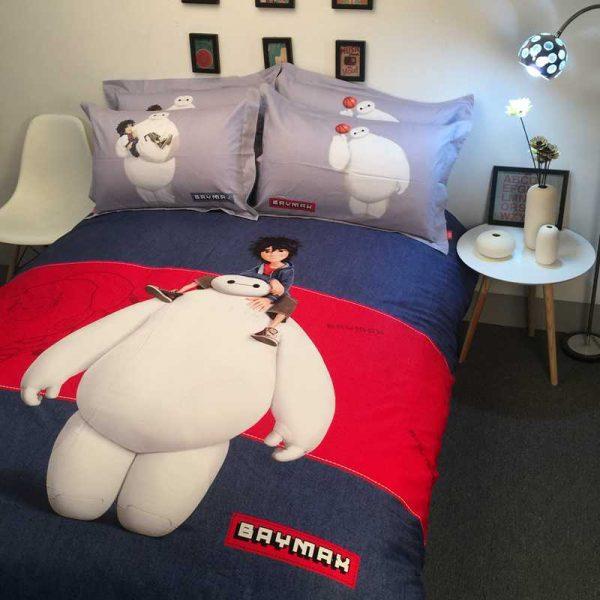 Baymax super Hero Comforter Set