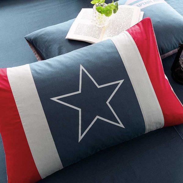 Captain America Bedding Queen size Set