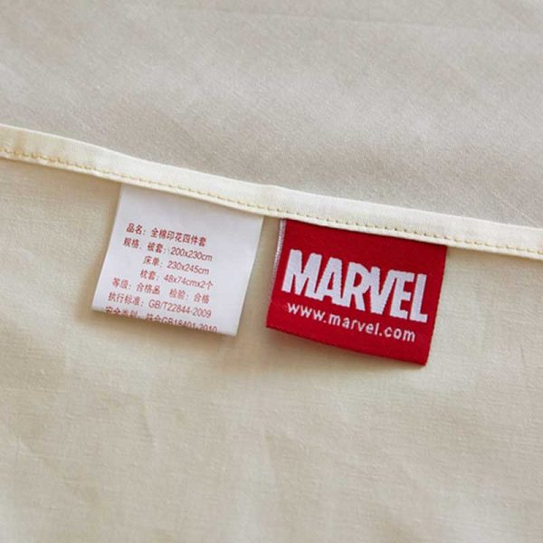 Iron Man Bedding Sets for Teens