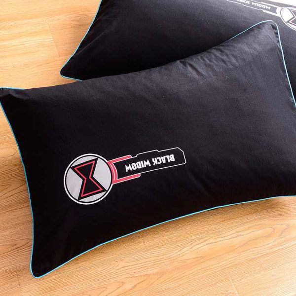 Marvel Black Widow Bedding Set Queen Size
