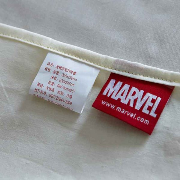 Marvel Captain America Bedding set Twin Queen Size