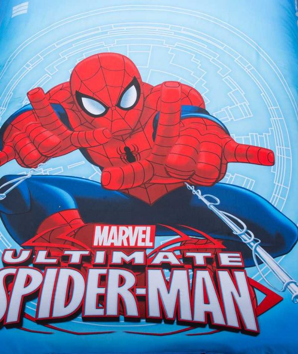 Marvel Ultimate spider-Man Queen Bedding Set