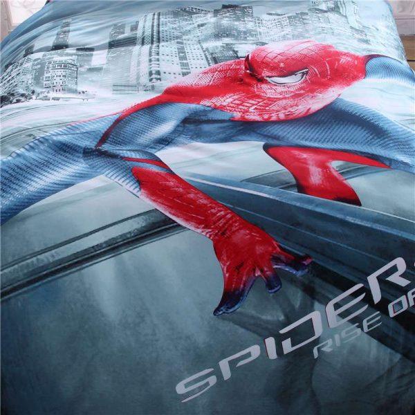 Spider Man Bedding Set Twin queen King size