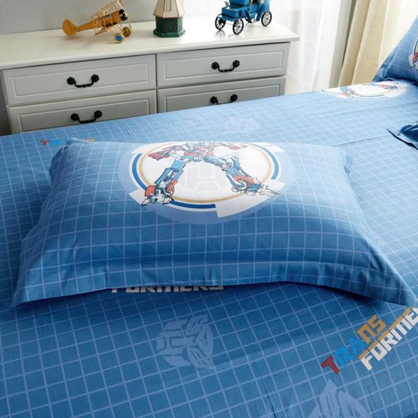 Transformers Bedding Sets Twin Queen King Size