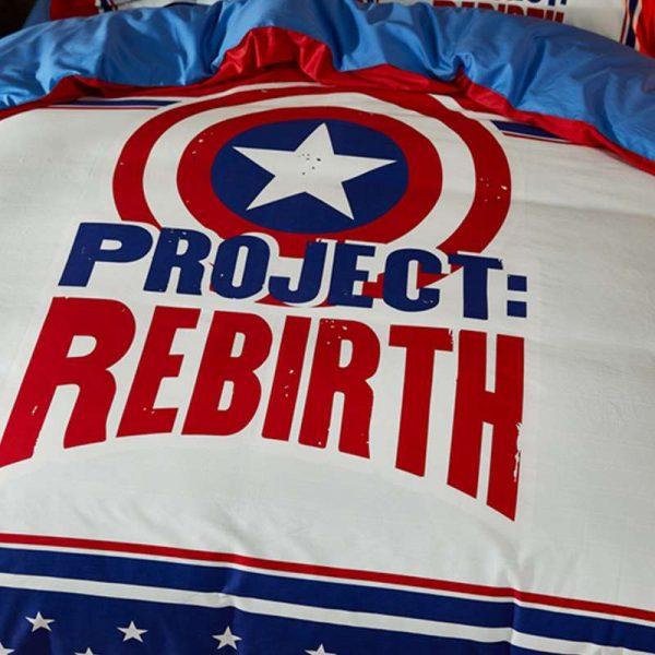 Marvel Avengers Captain America Civil War Bedding Set Twin Queen Size