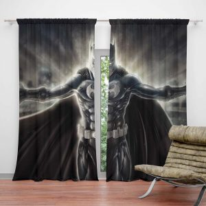 Warner Bros Batman Teen Bedroom Curtain