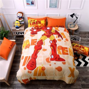 X-Men Bedding Set Twin Queen Size (1)