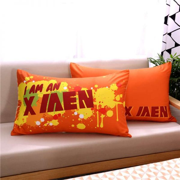 X-Men Bedding Set Twin Queen Size