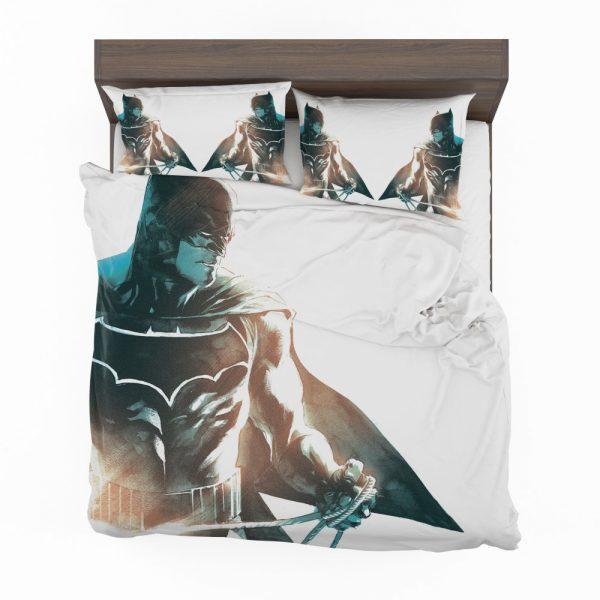 All Star Batman Justice League Art Bedding Set
