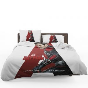 Ant-Man Marvel Movie Paul Rudd Bedding Set