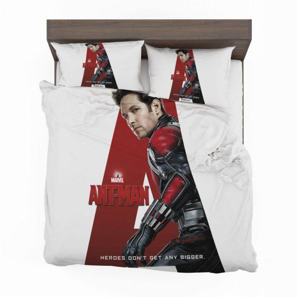 Ant-Man Marvel Movie Paul Rudd Bedding Set