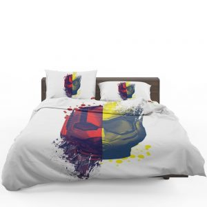 Ant-Man and the Wasp Creative Graphic Bedding Set