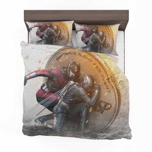 Ant-Man and the Wasp Janet Van Dyne Bedding Set