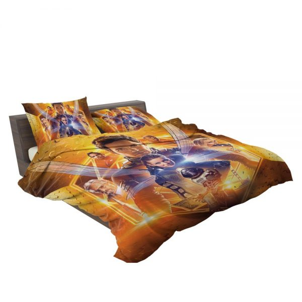 Ant-Man and the Wasp Marvel Movie Themed Bedding Set