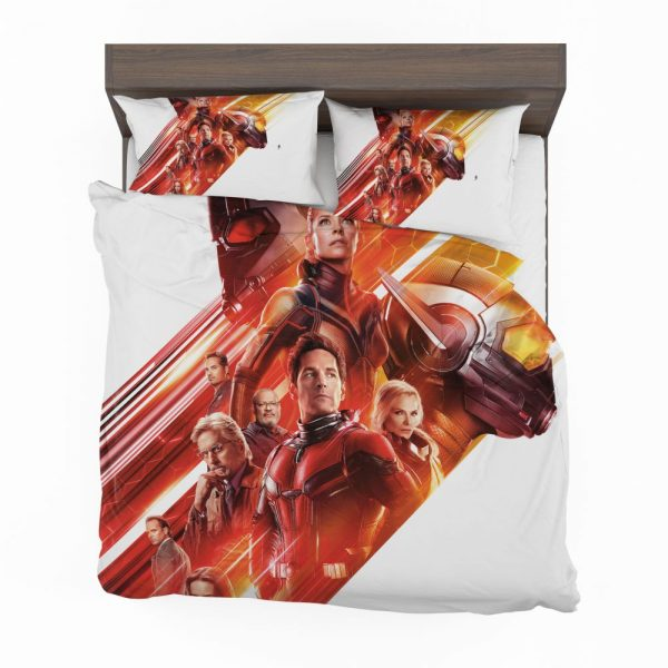 Ant-Man and the Wasp Movie Themed Teen Comforter Set