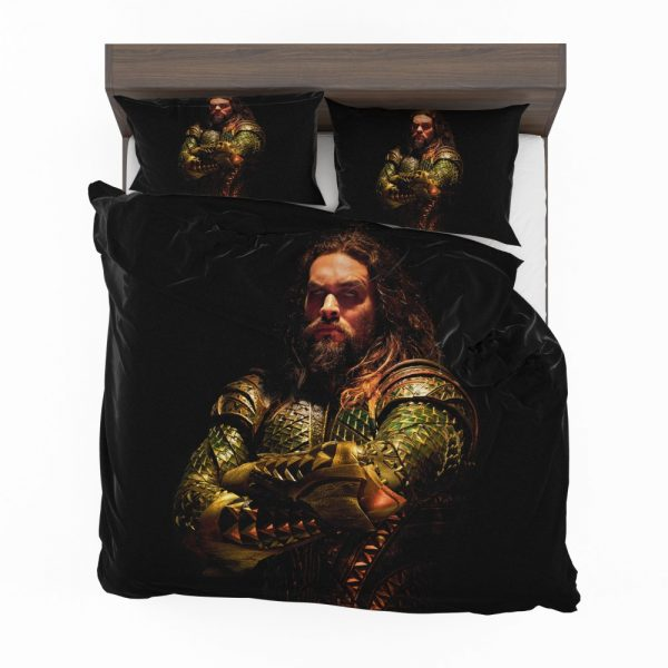 Aquaman DC Comics Movie Bedding Set
