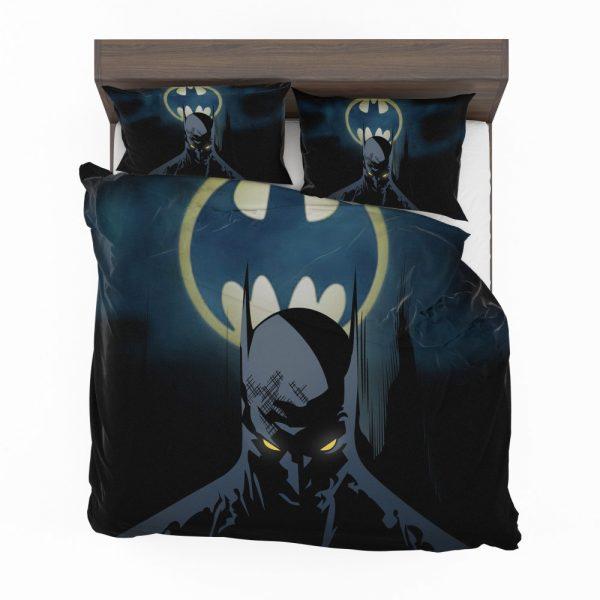 Bat-Signal Batman Comics Bedding Set