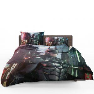 Batman Arkham Games Merchandise Bedding Set