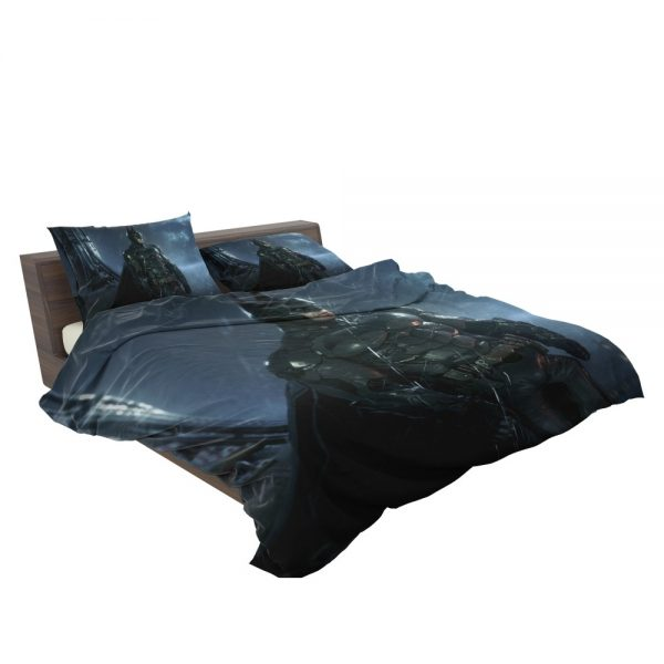 Batman Arkham Night Video Game Bedding Set