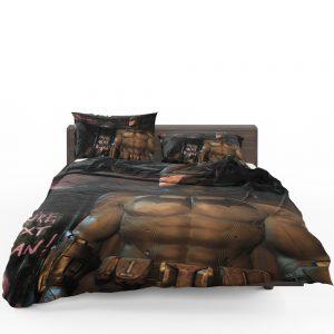 Batman Return to Arkham Game Bedding Set