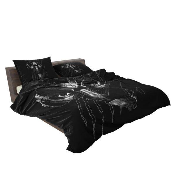 Black Panther Avenger Theme Bedding Set