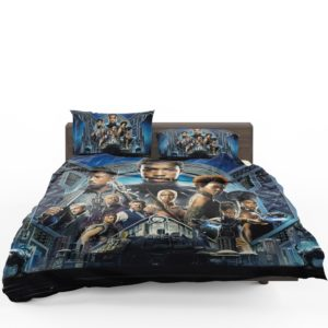 Black Panther Movie 2018 Marvel Bedding Set