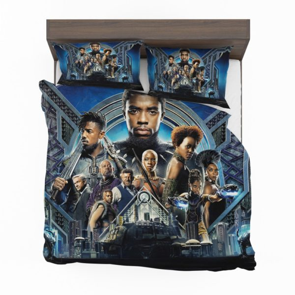 Black Panther Movie 2018 Marvel Bedding Set