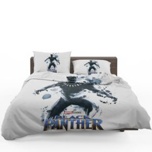 Black Panther The Noble Avenger Bedding Set