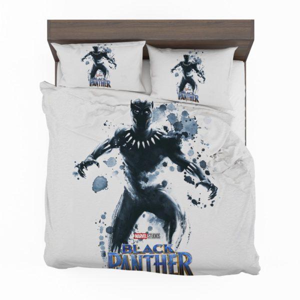 Black Panther The Noble Avenger Bedding Set