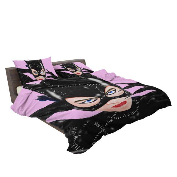 Catwoman Arkham City Michelle Pfeiffer Bedding Set