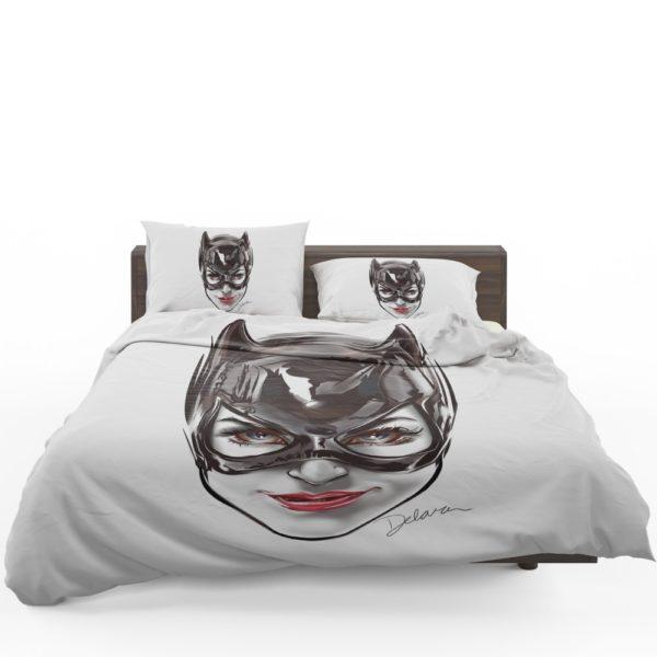 Catwoman Gotham Arkham City Bedding Set