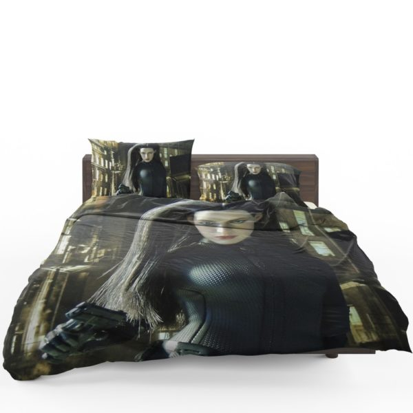 Catwoman Halle Berry 2004 Bedding Set