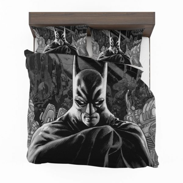 DC Batman Detective Comics Bedding Set