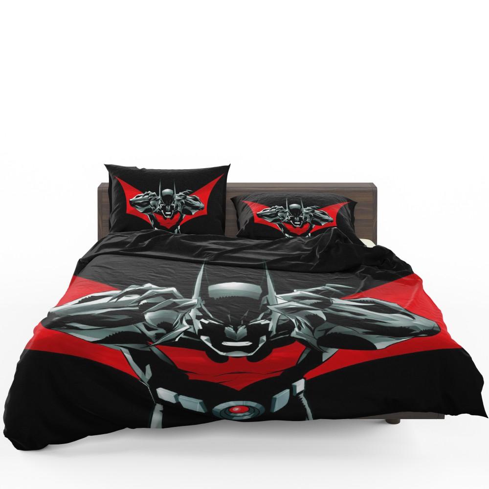 Unique Batman Vs Superman Bedroom Ideas That Rock: DC Comics Batman Dark Bedding Set