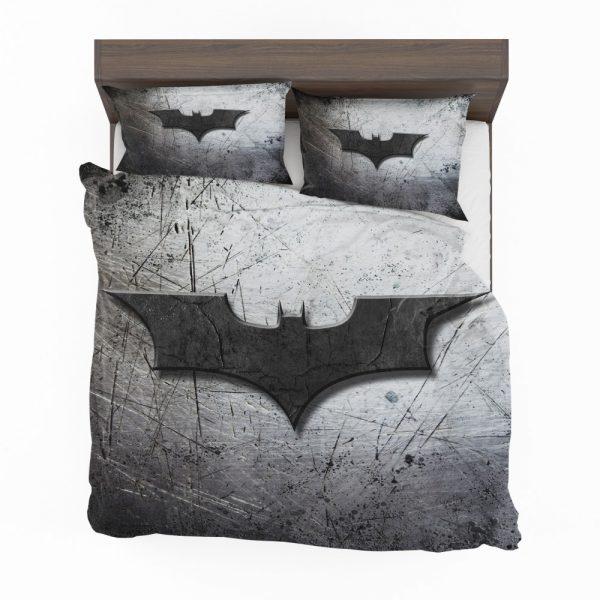 DC Comics Batman Logo Bedding Set