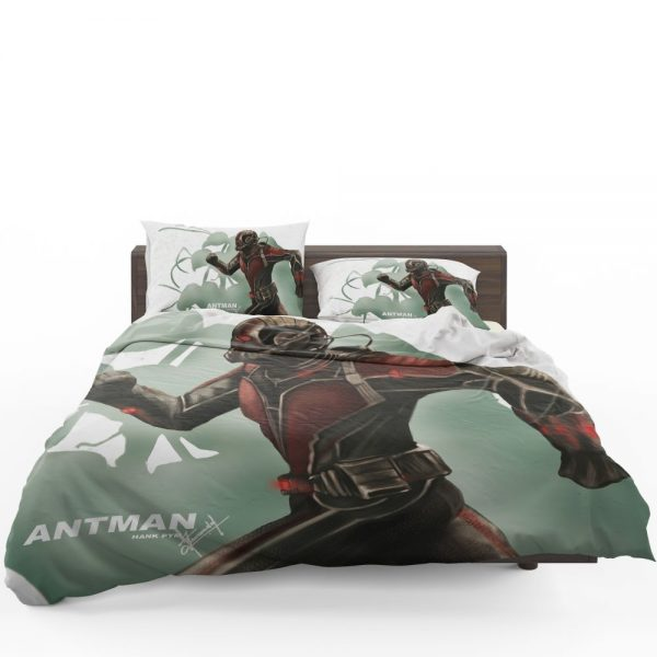 Marvel Comics Ant-Man Movie Hank Pym Bedding Set