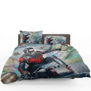 Marvel Comics Fictional SuperHero Ant-Man Bedding Set