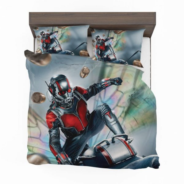 Marvel Comics Fictional SuperHero Ant-Man Bedding Set