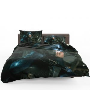 The Joker Arkham Origins Batman Bedding Set