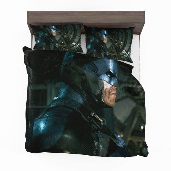 The Joker Arkham Origins Batman Bedding Set