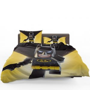 The Lego Batman DC Universe Movie Bedding Set