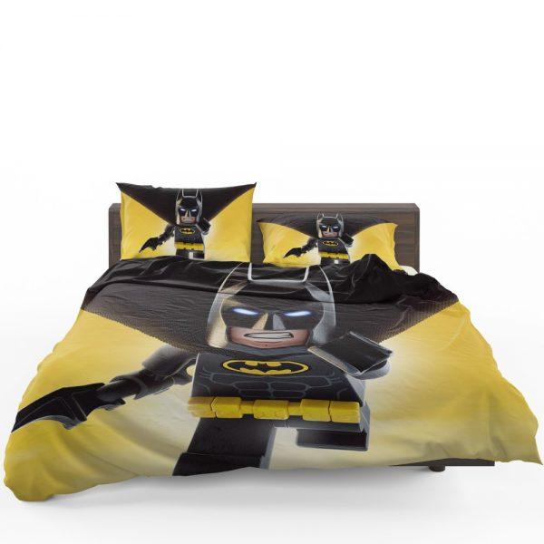 The Lego Batman DC Universe Movie Bedding Set