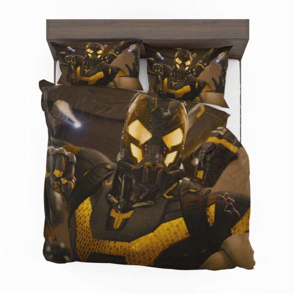Yellowjacket Darren Cross Ant-Man Movie Bedding Set