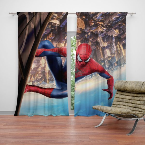 Amazing Fantasy Marvel Avengers Curtain