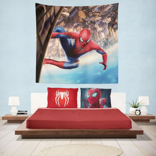 Amazing Fantasy Marvel Avengers Hanging Wall Tapestry