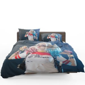 American Comic Harley Quinn Cosplay Bedding Set 1