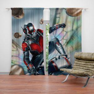 Marvel Comics Fictional SuperHero Ant-Man Curtain